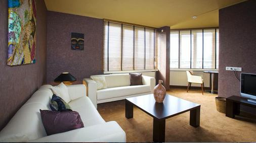Carlton Oasis Hotel - Rotterdam - Living room