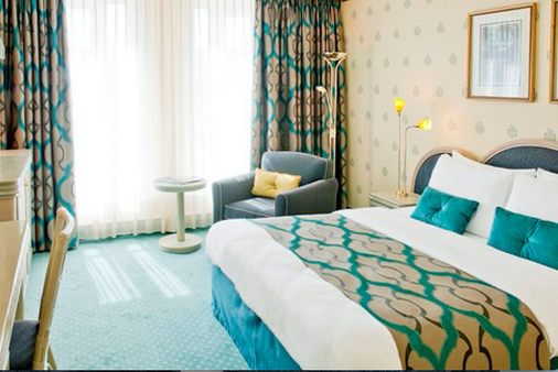 Carlton Oasis Hotel - Rotterdam - Bedroom