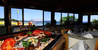 Hotel L'Esagono - San Teodoro - Restaurant
