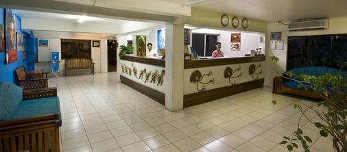 Nadi Bay Resort Hotel - Nadi - Lobby
