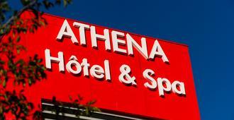 Hotel Athena Spa - Strasbourg - Building