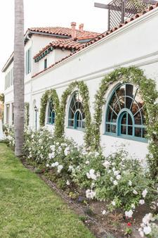 Montecito Inn - Santa Barbara - Outdoor view