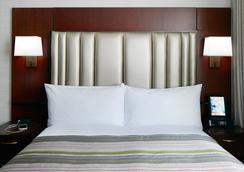 Club Quarters Hotel In Boston - Boston - Bedroom