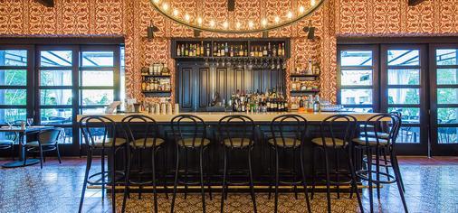 Colony Palms Hotel - Palm Springs - Bar