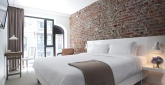 9Hotel Central - Brussels - Bedroom