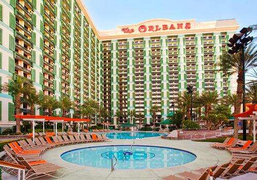 The Orleans Hotel Las Vegas Building