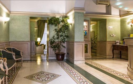 Capitol - Rome - Hallway