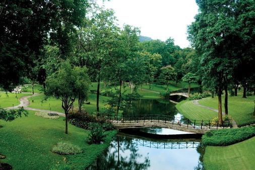 Comsaed River Kwai Resort - Kanchanaburi - Outdoor view