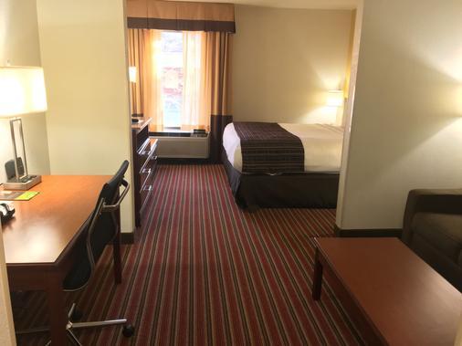 Country Inn & Suites by Radisson, Alpharetta, GA - Alpharetta - Living room