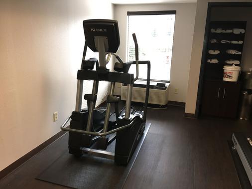 Country Inn & Suites by Radisson, Alpharetta, GA - Alpharetta - Gym