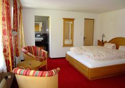 Hotel Blumental Mürren - Lauterbrunnen - Bedroom