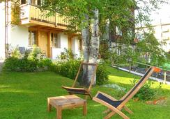 Hotel Blumental Mürren - Lauterbrunnen - Lounge