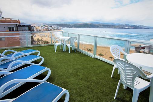 Hotel Aloe Canteras - Las Palmas de Gran Canaria - Balcony