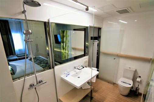 Hotel Aloe Canteras - Las Palmas de Gran Canaria - Bathroom