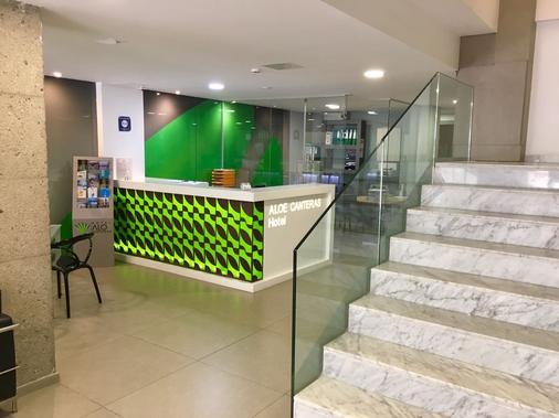 Hotel Aloe Canteras - Las Palmas de Gran Canaria - Lobby