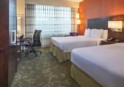 Courtyard by Marriott Washington DC US Capitol - Washington - Bedroom