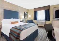 Baymont Inn & Suites Spokane Valley - Spokane - Bedroom