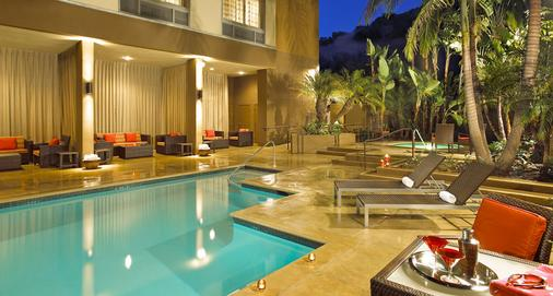Courtyard by Marriott San Diego Mission Valley/Hotel Circle - San Diego - Pool