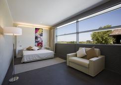 Hotel City Parma - Parma - Bedroom