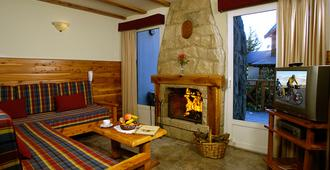 Villa Huinid Lodge - San Carlos de Bariloche - Bedroom