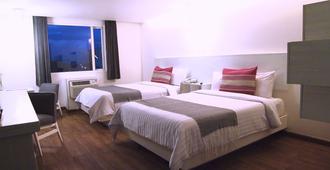 Hotel Fontan Reforma - Mexico City - Bedroom