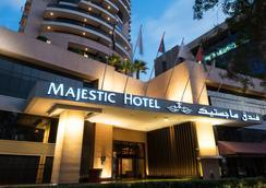 Majestic City Retreat Hotel - Dubai - Building