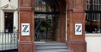 The Z Hotel Shoreditch - London - Building