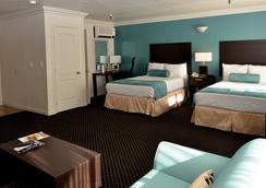 Alexis Park All Suite Resort - Las Vegas - Bedroom