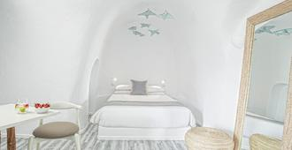 Mill Houses Elegant Suites - Firostefani - Bedroom