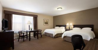 Hotel Versey - Days Inn Chicago - Chicago - Bedroom