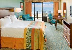 Ramada by Wyndham Virginia Beach Oceanfront - Virginia Beach - Bedroom