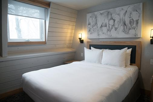 Tunnel Mountain Resort - Banff - Bedroom