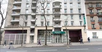 Quality Hotel & Suites Bercy Bibliotheque - Paris - Building