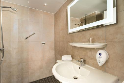Best Western Hotel Bremen East - Bremen - Bathroom