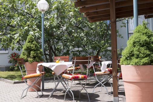 Best Western Hotel Mannheim City - Mannheim - Patio
