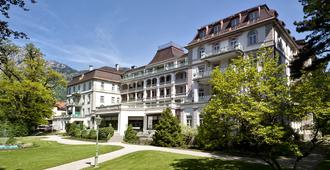 Wyndham Grand Bad Reichenhall Axelmannstein - Bad Reichenhall - Building