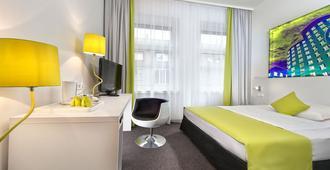 Wyndham Garden Düsseldorf City Centre Königsallee - Dusseldorf - Bedroom