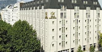Berlin Mark Hotel - Berlin - Building