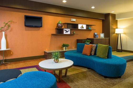 Fairfield Inn and Suites by Marriott Jacksonville Airport - Jacksonville - Lobby