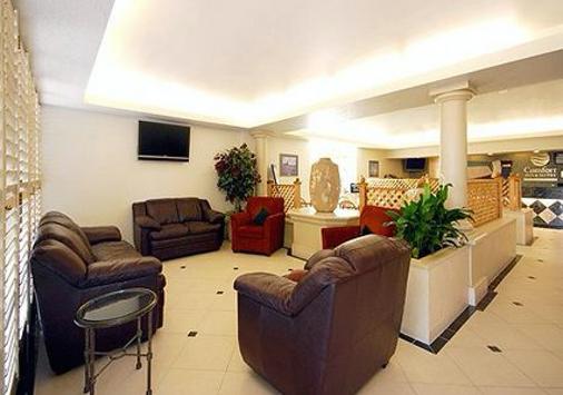 Comfort Inn & Suites Sea-Tac Airport - SeaTac - Lobby