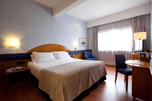 Agumar Hotel - Madrid - Bedroom