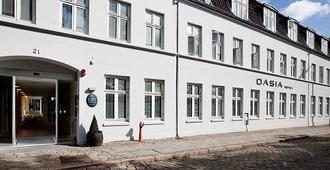 City Hotel Oasia - Aarhus - Building
