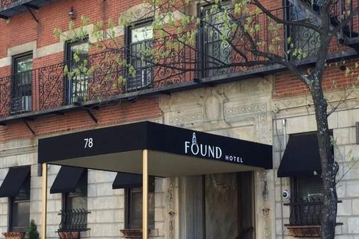 Found Hotel Boston Common - Boston - Building