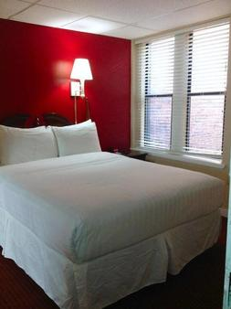 Found Hotel Boston Common - Boston - Bedroom