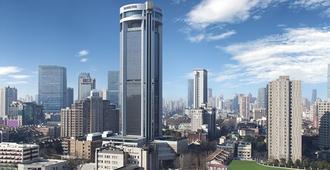 Jin Jiang Tower - Shanghai - Building
