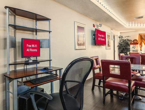 Red Roof Inn & Suites Savannah Gateway - Savannah - Business centre