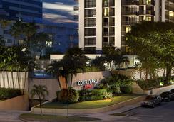 Courtyard by Marriott Miami Coconut Grove - Miami - Building