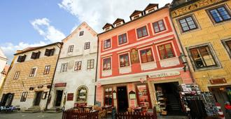 Mini Hotel Abraka - Český Krumlov - Building