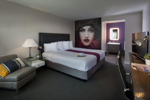 Hotel Iris - San Diego - San Diego - Bedroom