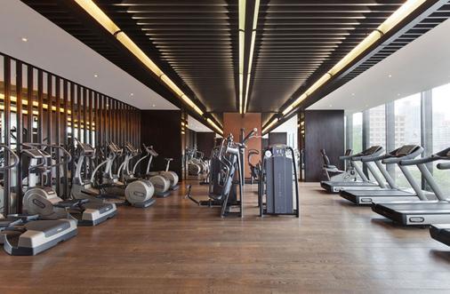 The Puli Hotel And Spa - Shanghai - Gym